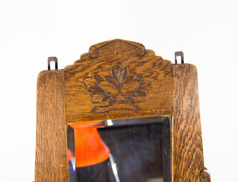 art deco spiegel cosmic design. Black Bedroom Furniture Sets. Home Design Ideas